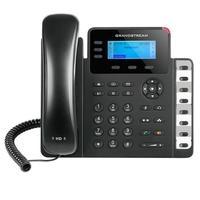 Telefone IP Grandstream, 3 Contas SIP, 3 Linhas, Preto - GXP1630