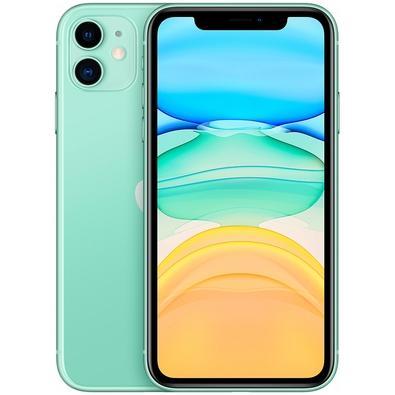 iPhone 11 Verde, 256GB - MWMD2