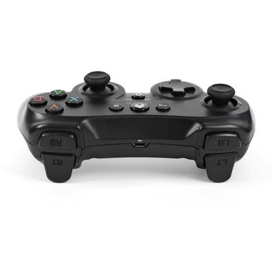 Gamepad Warrior Takeo, Bluetooth, para Android e PC, Preto -  JS088
