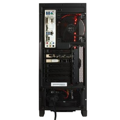 Computador Maingear Vybe Intel Core i9 9900K, 16GB, HDD 2TB, SSD 240GB, NVIDIA GForce RTX 2070 8GB + Water Cooler 240mm - MGVYBE I9