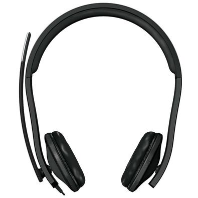 Headset Microsoft LX-6000, USB - 7XF00001