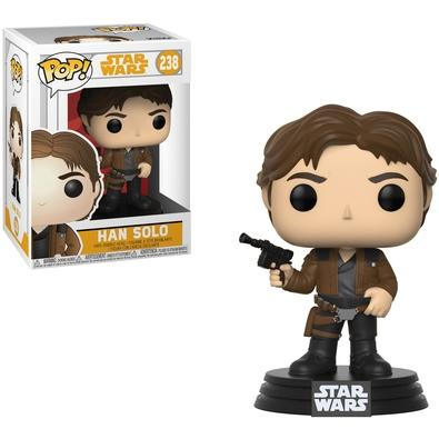 Funko POP! Han Solo, Star Wars - 2388