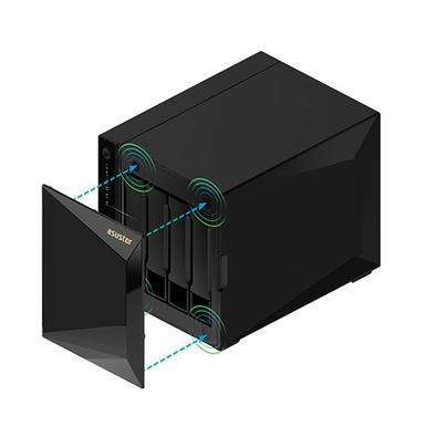 Storage Asustor NAS, 48TB, 4 Baias - AS4004T48000