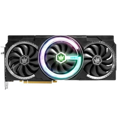 Placa de Vídeo Galax NVIDIA GeForce RTX 2080 Super HOF 10th Anniversary Edition Black Teclab, 8GB, GDDR6 - 28ISL6UC53HT