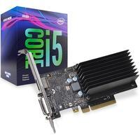 Processador Intel Core i5-9400F Coffee Lake + Placa de Vídeo EVGA NVIDIA GeForce GT 1030 2GB, DDR4