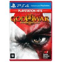 Game God Of War 3 Remasterizado Hits PS4