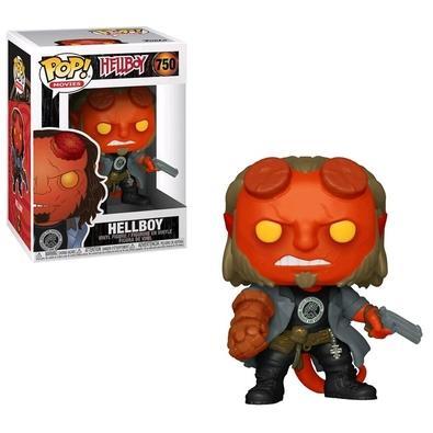 Funko POP! Hellboy w/ BPRD Tee, Hellboy - 39079