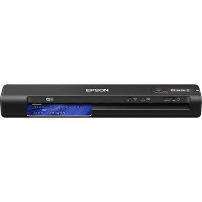 Scanner Portátil Epson ES-60W, Colorido, Wi-Fi - B11B253201