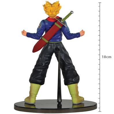 Action Figure Dragon Ball World Colosseum, Trunks - 26733/26734