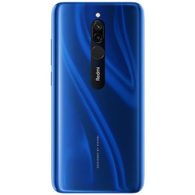 Smartphone Xiaomi Redmi 8, 64GB, 12MP, Tela 6.22´, Azul + Capa Protetora - CX284AZU