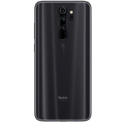 Smartphone Xiaomi Redmi Note 8 Pro, 64GB, 64MP, Tela 6.53´, Cinza + Capa Protetora - CX288CIN