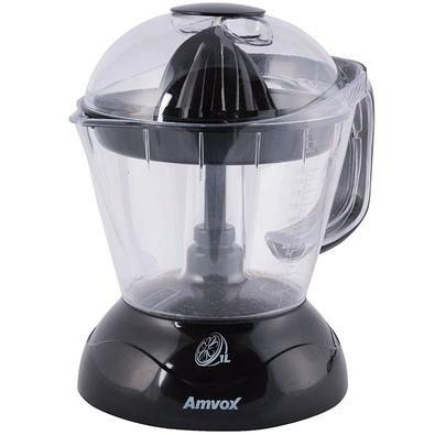 Espremedor de Frutas Amvox AES 3400, 30W, 220V