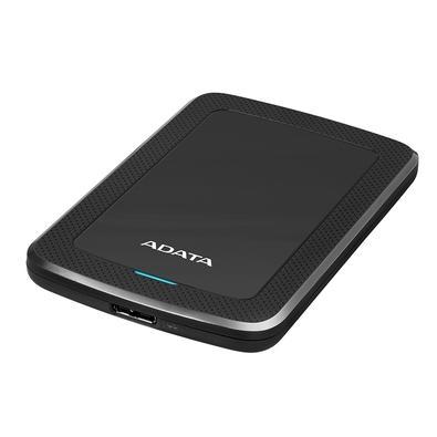 HD Adata Externo Portátil HV300, 2TB, USB 3.2 - AHV300-2TU31-CBK