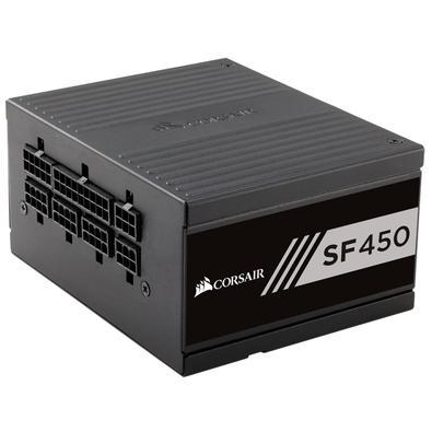 Fonte Corsair SF Series, 450W, 80 Plus Gold, Modular - CP-9020104-NA