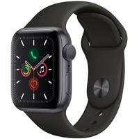 Apple Watch 5, GPS, 40mm, Cinza Espacial - MWV82BZ/A