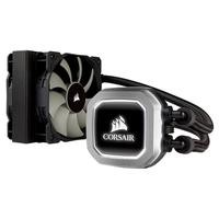 Water Cooler Corsair H75 Hydro Series, 120mm, LED Branco - CW-9060035-WW