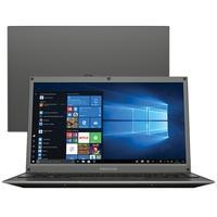 Notebook Positivo Motion C 4500C, Intel Celeron N4000 Dual-Core, 4GB, 500GB, Windows 10 Home, 14´, Cinza Escuro - 3001444