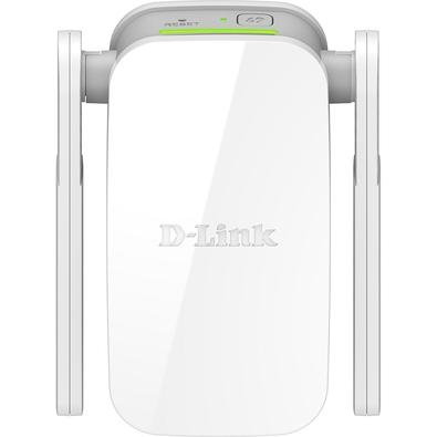 Repetidor Wireless D-Link AC750, 750Mbps Dual Band, 2 Antenas - DAP-1530