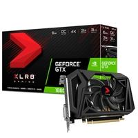 Placa de Vídeo PNY NVIDIA GeForce GTX 1660 Ti Gaming Overclock Edition, 6GB, GDDR6 - VCG1660T6SFPPB-O