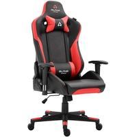 Cadeira Gamer Alpha Gamer Zeta Black Red - AGZETA-BK-R