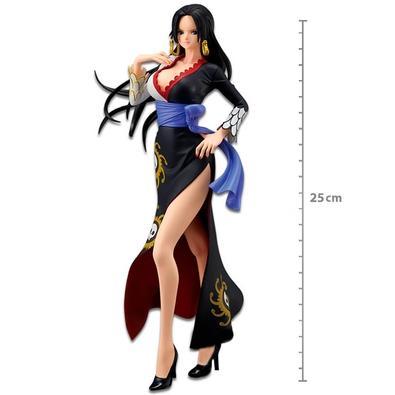Action Figure One Piece Stampede Movie Glitter e Glamours, Boa Hancock - 29791/29792
