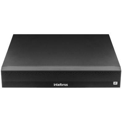 Gravador Digital Stand Alone Intelbras NVD 1304, 4 Canais IP, Full HD, Suporta HD até 4TB - 4580451