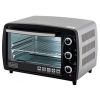 Forno Elétrico Black + Decker Bake Chef Family, 50 Litros, 220V, Preto e Inox - FT50-B2