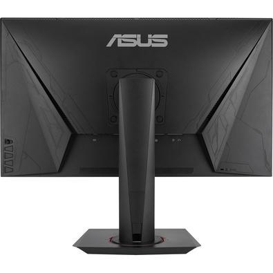 Monitor Gamer Asus LED, 27´, Widescreen, Full HD, IPS, HDMI, DisplayPort, Dual-link DVI-D, Adaptive Sync, 144Hz, 1ms, Altura Ajustável - VG279Q