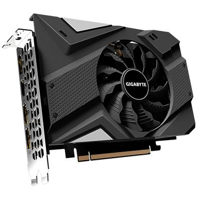 Placa de Vídeo Gigabyte NVIDIA GeForce GTX 1660 Mini ITX OC, 6GB, GDDR5 - GV-N1660IXOC-6GD