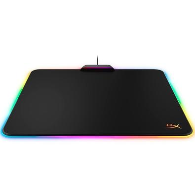 Mousepad Gamer HyperX Fury Ultra, RGB, (360x300mm) - HX-MPFU-M