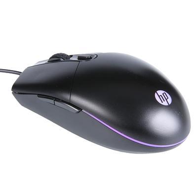 Mouse Gamer HP M260, LED, 6 Botões, 6400DPI - 7ZZ81AA#ABM