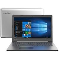 Notebook Lenovo IdeaPad 330, Intel Core i3-7020U, 4GB, HD 1TB, Linux, 15.6´, Prata - 81FDS00100