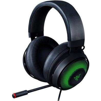 Headset Gamer Razer Kraken Ultimate, Chroma, USB, Drivers 50mm - RZ04-03180100-R3U1