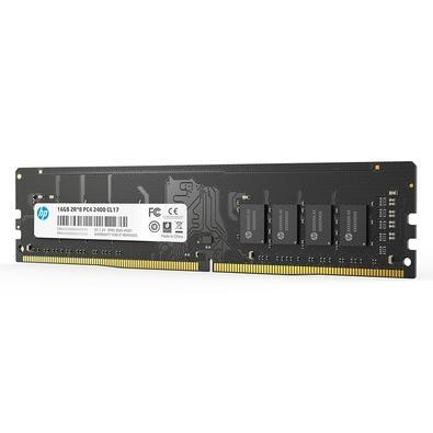 Memória HP V2, 16GB, 2400Mhz, DDR4, CL17 - 7EH53AA#ABM