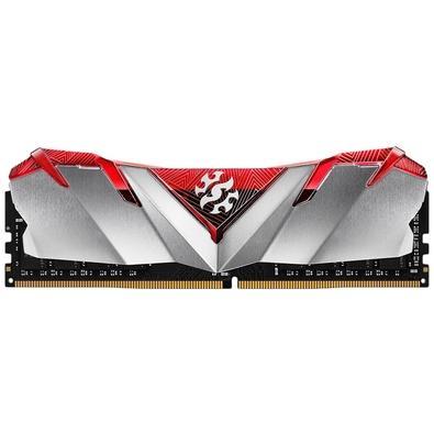 Memória XPG Gammix D30, 16GB, 3000MHz, DDR4, CL16, Vermelho - AX4U3000316G16A-SR30