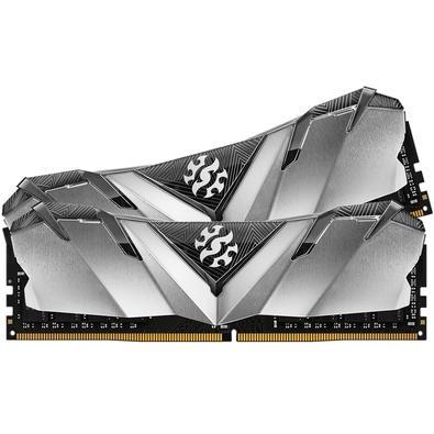 Memória XPG Gammix D30, 16GB (2x8GB), 3200MHz, DDR4, CL16 - AX4U320038G16A-DB30