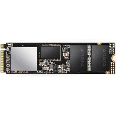 SSD XPG SX8200 Pro, 256GB, M.2, PCIe, NVMe, Leituras: 3500Mb/s e Gravações: 1200Mb/s - ASX8200PNP-256GT-C