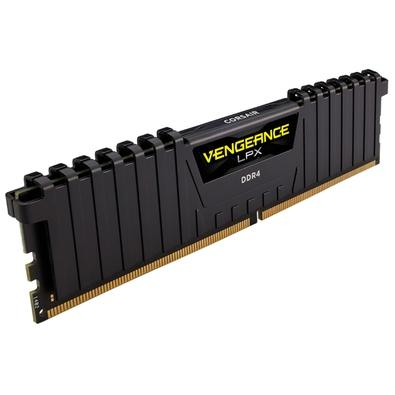 Memória Corsair Vengeance LPX 32GB (2x16GB) 2133Mhz DDR4 C13 Black - CMK32GX4M2A2133C13