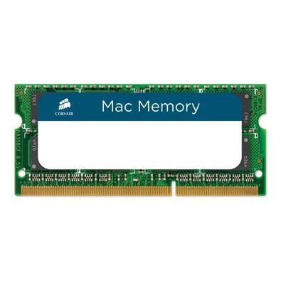 Memória Corsair Para MAC 4GB 1333Mhz DDR3 C9 - CMSA4GX3M1A1333C9