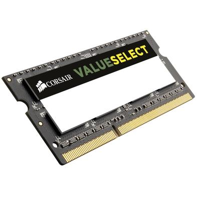 Memória Corsair Value Select Para Notebook 2GB 1333Mhz DDR3 C9 - CMSO2GX3M1A1333C9