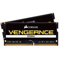 Memória Corsair Vengeance Para Notebook 32GB (2x16GB) 3000Mhz DDR4 C16 - CMSX32GX4M2A3000C16