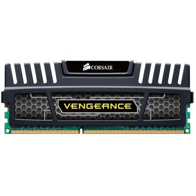 Memória Ram Vengeance 8gb Ddr3 1600mhz Cmz8gx3m1a1600c9 Corsair