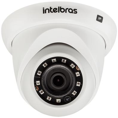 Câmera IP Dome Intelbras VIP 3230 D, Full HD, IR 30m, POE, 2.8mm - 4564172