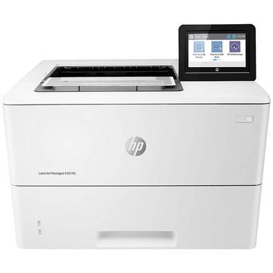 Impressora Convencional Hp Laserjet Managed E50145 Laser Monocromática Usb, Ethernet e Wi-fi 110v