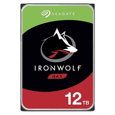 HD Seagate IronWolf, 12TB, SATA - ST12000VN0008