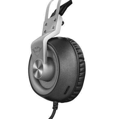 Headset Gamer Trust GXT 430 Ironn, Drivers 50mm - 23209