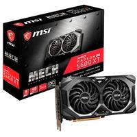 Placa de Vídeo MSI AMD Radeon RX 5600 XT Mech OC, 6GB, GDDR6 - Radeon RX 5600 XT Mech OC