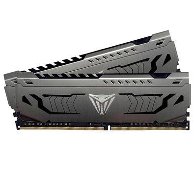 Memória Ram Viper 16gb Kit(2x8gb) Ddr4 4000mhz Pvs416g400c9k Patriot