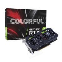 Placa de Vídeo Colorful NVIDIA GeForce RTX 2060 6G V2, 6GB, GDDR6 - Colorful GeForce RTX 2060 6G V2