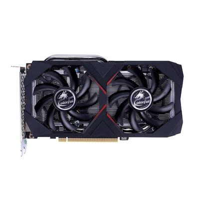 Placa de Vídeo Colorful NVIDIA GeForce RTX 2060 6G V2, 6GB, GDDR6 - Colorful GeForce RTX 2060 6G V2
